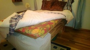 carboard bed 2