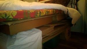 cardboard bed 3